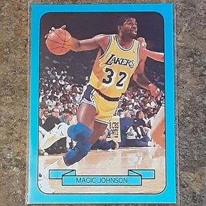 Other - Magic Johnson LA Lakers Living Legend Collector's